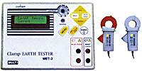 日本万用MET-2接地电阻测试仪