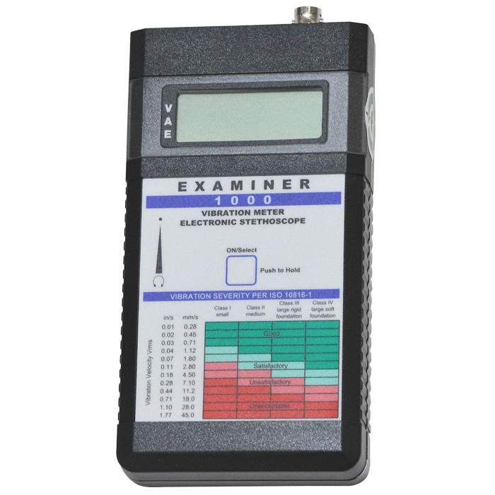 Examiner1000测振仪