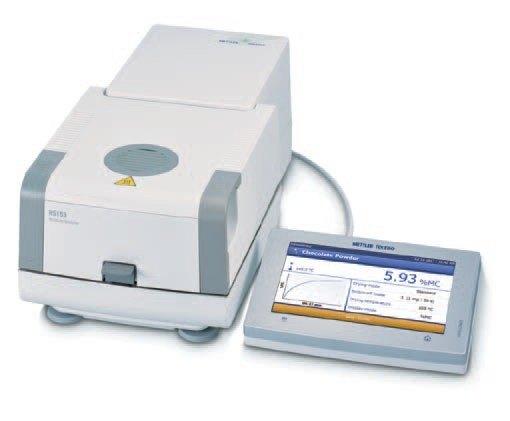 梅特勒HS153水份测定仪