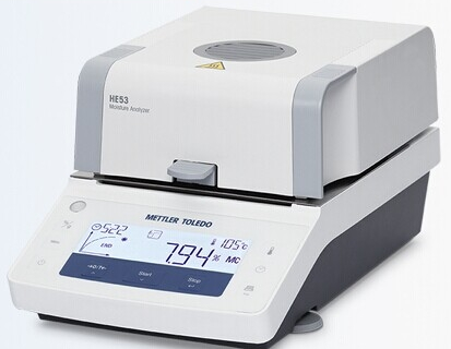 梅特勒HE53水分测定仪