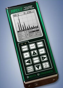 MMX-7/CMX/CMXDL/CMXDL+超声波测厚仪