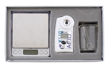 日本爱宕ATAGO PAL-BX/ACID2葡萄&葡萄酒糖酸度计