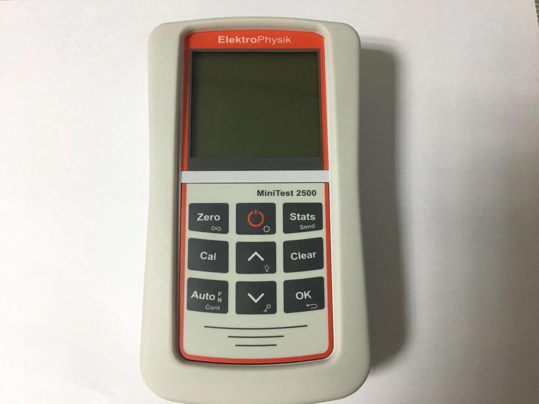 德国EPK Minitest2500涂层测厚仪